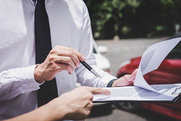 保险代理工作的报告形式-芝加哥,伊利诺伊州保险中心公司