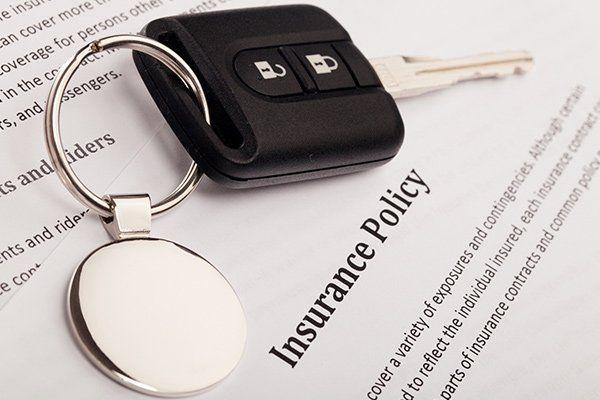 汽车钥匙的保险政策-芝加哥,伊利诺斯州保险中心公司