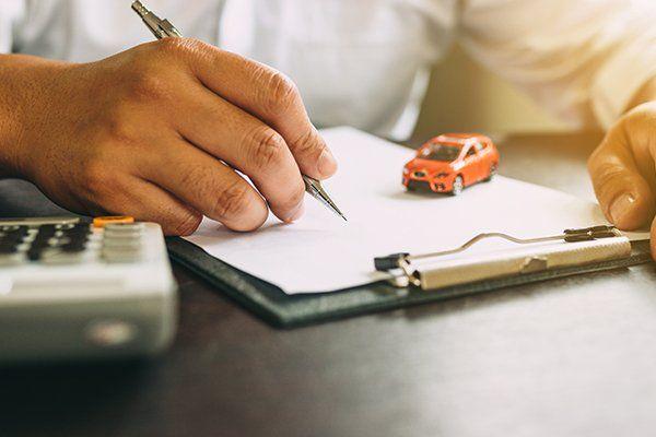 商人与汽车保险合同和计算器-芝加哥,伊利诺伊州保险中心公司