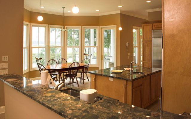 Example of a customized remodeling services design for a kitchen