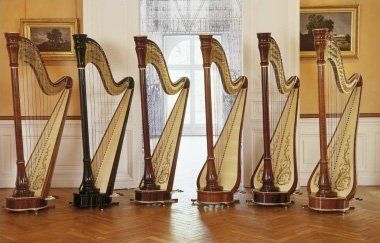 Our selection of harps in Australia