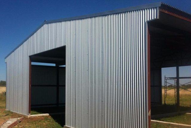 Bentonu0027s Construction And Welding Service   Metal Building Specialists