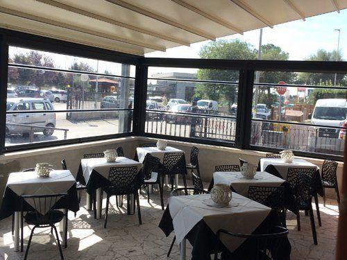 sala ristorante-Guidonia Montecelio