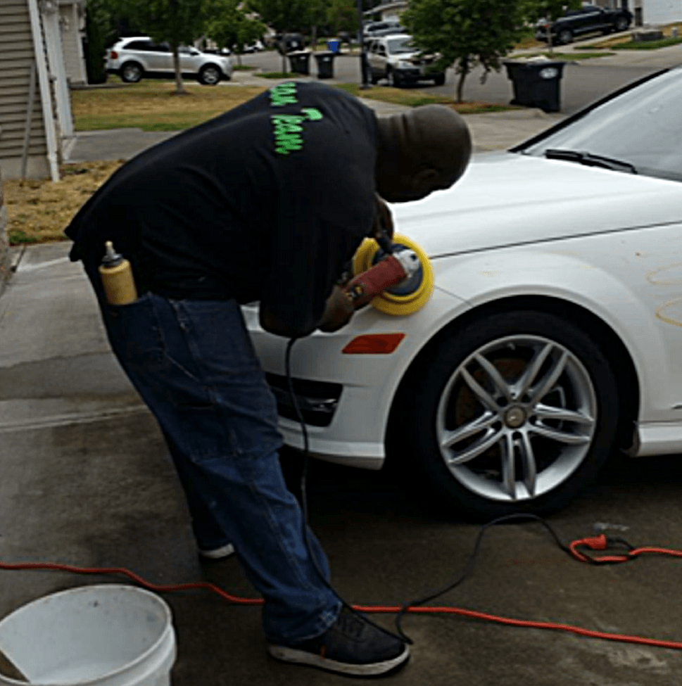 Variety Of Mobile Auto Detailing Centralia Wa Mr Clean Mobile