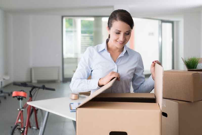 Boxes used for house Clearances in Preston