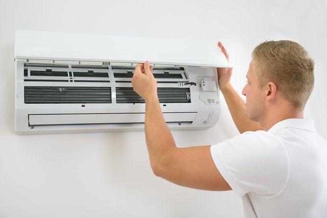 Coprendo l'aria condizionata