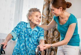support workers for the elderly
