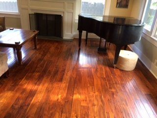 Quality Hardwood Services in LA