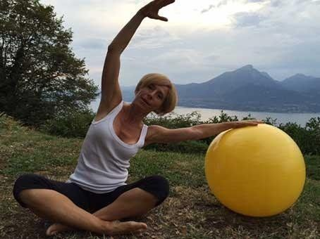 Insegnante di pilates, matwork e zeromax
