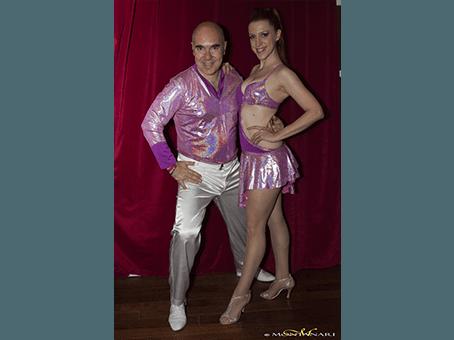 insegnante di balli caraibici