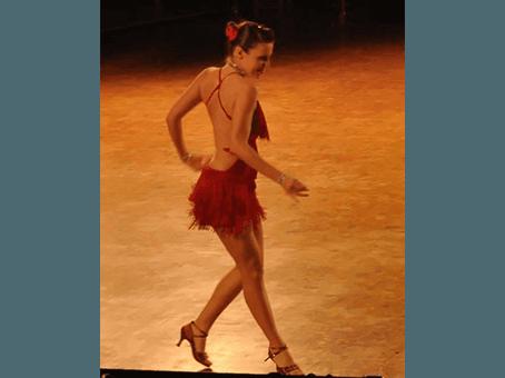 insegnate di Zumba e balli caraibici