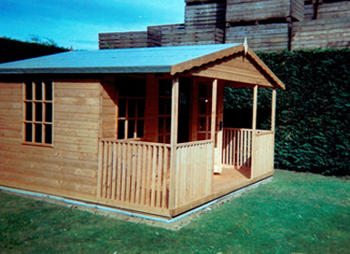 Garden Sheds And Summerhouses garden sheds and summer houses - norfolk | hunt sheds ltd.