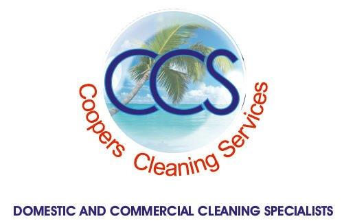 Coopers Cleaning Services logo