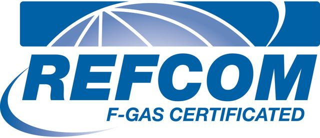 Refcom F-Gas Certificated Registration icon