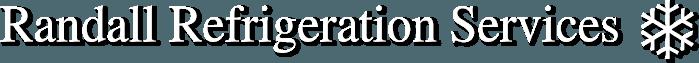 Randall Refrigeration Services Company Logo