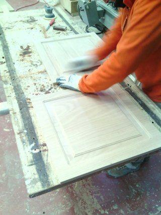 lavorazione legno per cucine