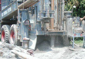 water well drilling Warren, PA