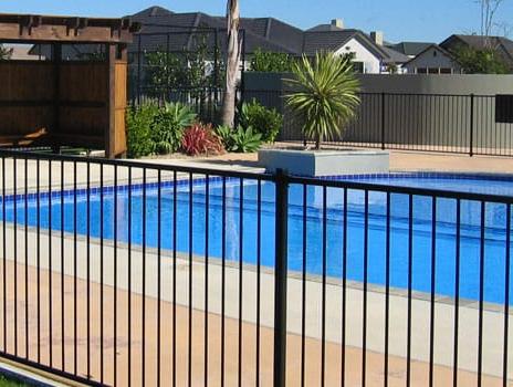 Swimming Pool Fences | GATES AND FENCING BENDIGO