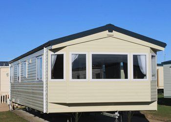 Mobile homes and caravan cleaning