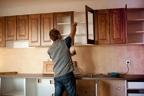 Bathroom Installing u2014 Premier Home Improvement Company Near Keyport NJ & Kitchen Remodeling - Cliffwood Beach NJ - Flo-Dar Inc.