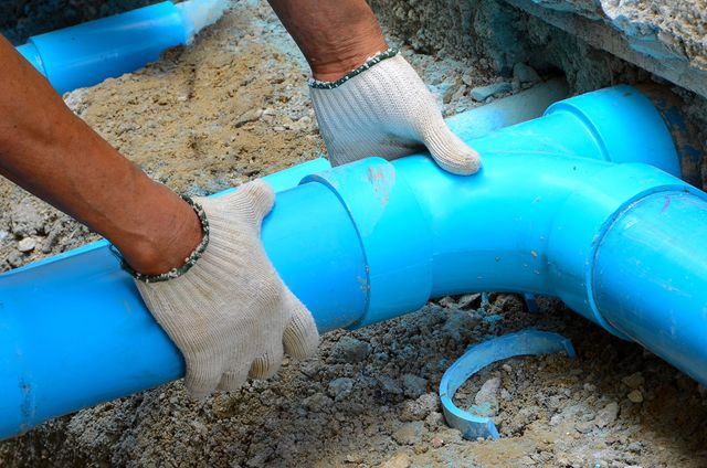 Professional providing quality plumbing and drain cleaning services in Cincinnati, OH