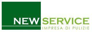 logo new service impresa di pulizie