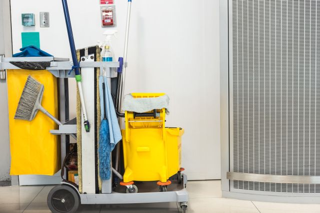 Servizio di pulizia per gli alberghi a Milano