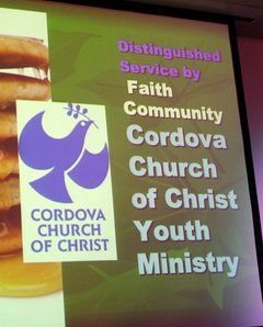 Cordova Church of Christ Youth Ministry