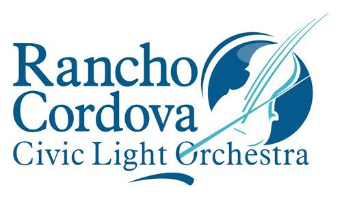 Rancho Cordova Civic Light Orchestra logo