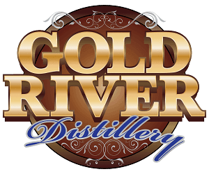 Gold River Distillery logo