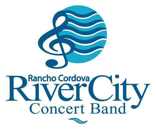 Rancho Cordova River City Concert Band logo