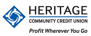Heritage Community Credit Union logo