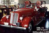 Mills One 1942 Fire Engine