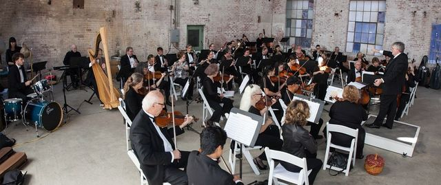 Rancho Cordova Civic Light Orchestra in concert