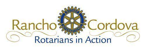 Rancho Cordova Rotary logo