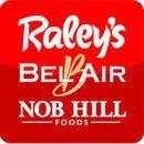 Raley's Bel Air Nob Hill Foods lgo