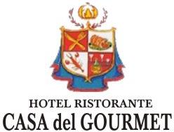 HOTEL RISTORANTE CASA DEL GOURMET - LOGO