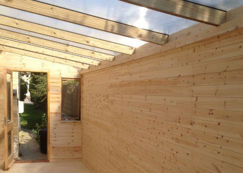Shed and summerhouse installations