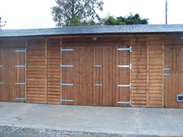 build your garage