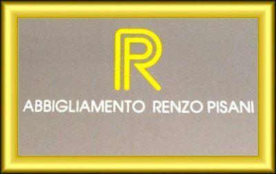 ABBIGLIAMENTO RENZO PISANI logo