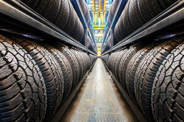 Vehicle tyre fitting in and around Burton-on-Trent