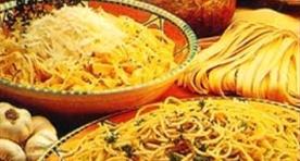 pasta fatta a mano per primi piatti tipici