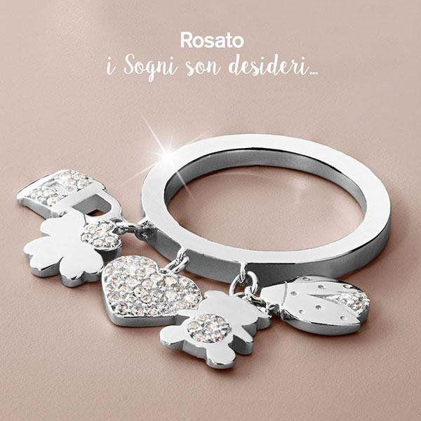 Anello Rosato