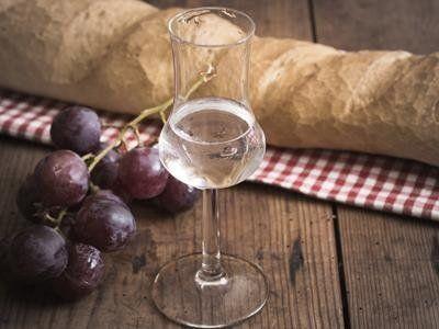 grappe e distillati