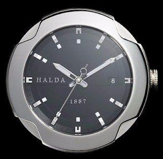 Rhodium plating for watches