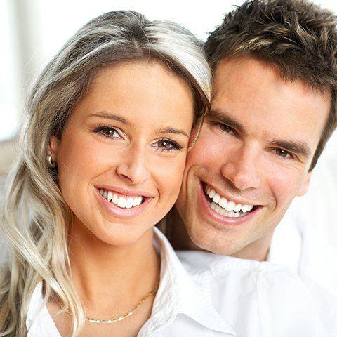 dental patient couple