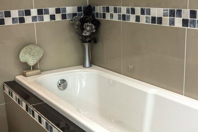 rectangle - freestanding & walk-in tubs | castro valley, walnut