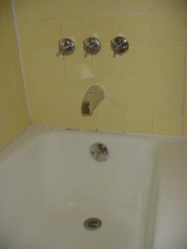 Bathtub Refinishing Reglazing Durham Nc Before And After