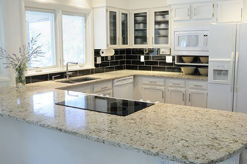 we use a special technique to resurface countertops giving them new life youu0027ll be amazed at the look of your countertops after our refinishing services