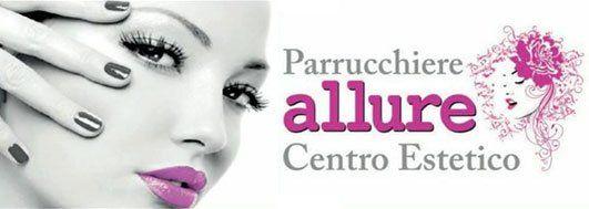 Parrucchieria E Centro Estetico Allure – Logo